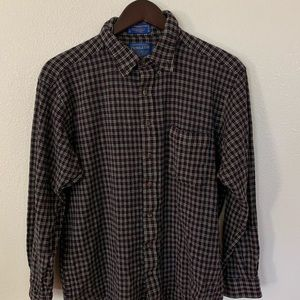 Pendleton Men's Wool Flannel
